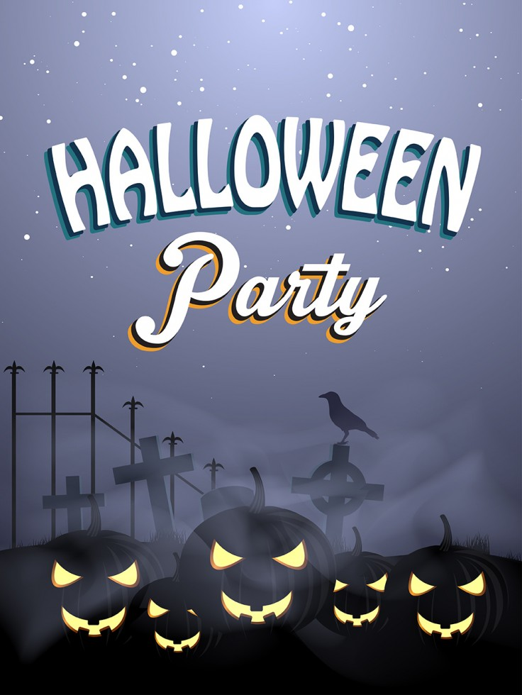 Halloween Party Flayer