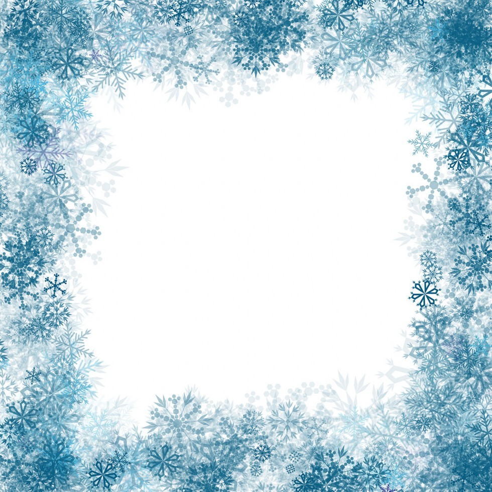 Grunge Snowy Border - Vector Royalty Free Cliparts, Vectors, And ...